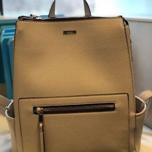 Aldo Srilanka Tan//Cream Color Backbag $60